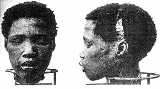 Crâne de massacrés Herero & Namas